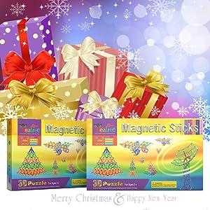 Portable Storage Bag & Wonderful Gift for Kids