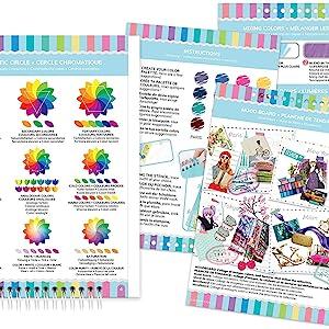 make it real digital dream fashion design sketchbook girls coloring book drawing stencils tween
