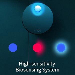 High-Sensitivity Biosensing System