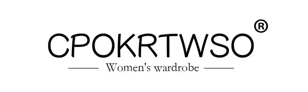 CPOKRTWSO Women's Plus Size Tunic Tops