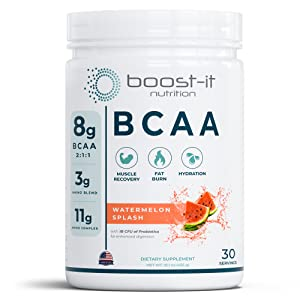 BCAA bottle