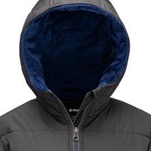 Wantdo Boy's Windproof Padded Winter Coat Hooded Puffer Jacket Outerwear