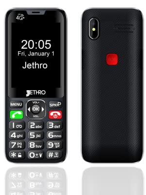 Jethro unlocked 4G Bar Phone Model SC490