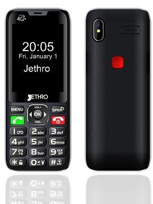 Jethro unlocked 4G Bar Phone Model SC490