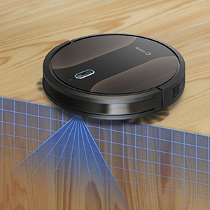 robotic cleaner with mop