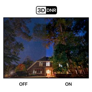 Enhanced Clarity with 3D-DNR