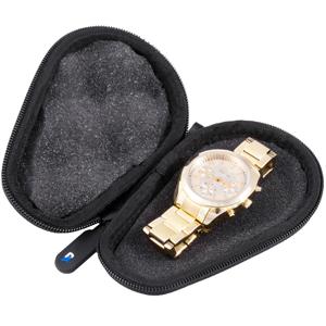 single watch travel case watch travel pouch traveling watch case watch rolls watch zipper case