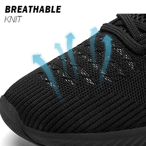 Mens Tennis Shoes Non Slip Running Sneakers Gym Workout Walking Athletic Sport Lightweight Shoes