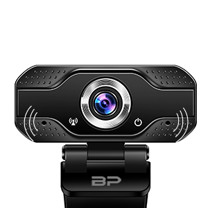 Bigpassport 1080P Computer Webcam