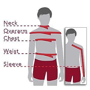 BGSD Men's Fit Guide