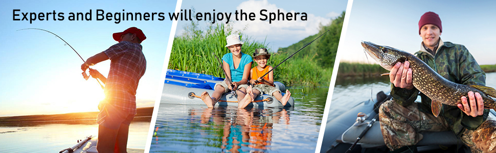 """Experts and Beginners will enjoy the Sphera """