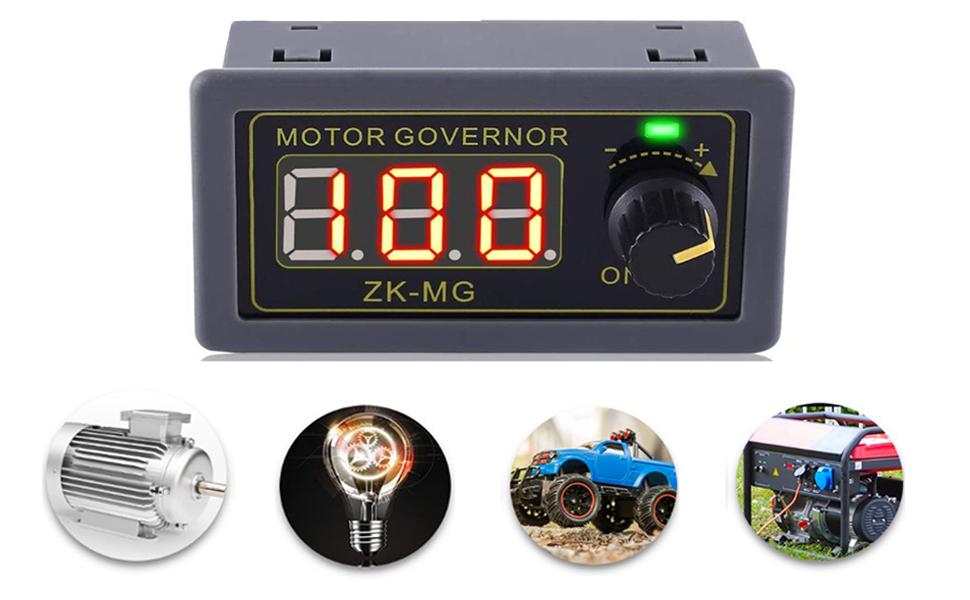 Pemenol 5v 12v 24v 150w Dc Motor Drehzahlregler Pwm Einstellbarer Geschwindigkeit Regler Mit Stufenlose Variable Drehschalter Pwm Signalgenerator Treibermodul Auto