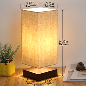 dimmable square lamp