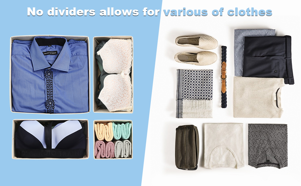 clothes organizers