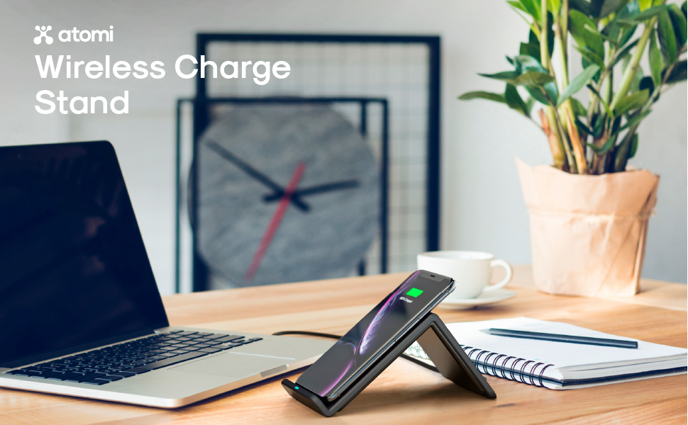 Atomi Wireless Charge Stand
