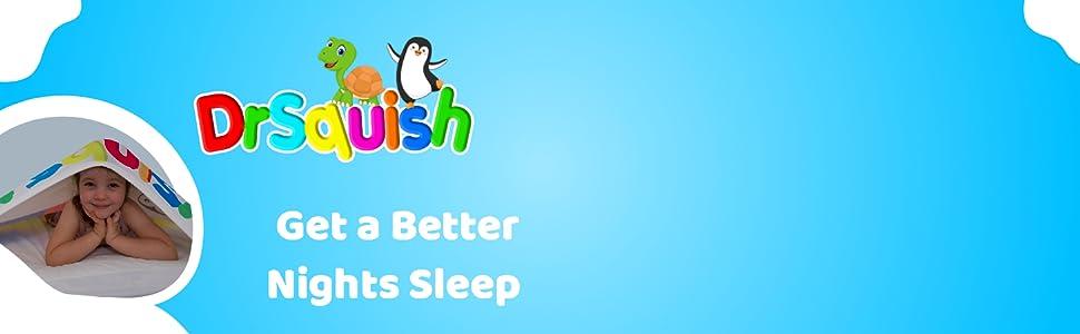 sleep better, sensory sheet, compression sheet, autism, asd, sensory processing disorder,