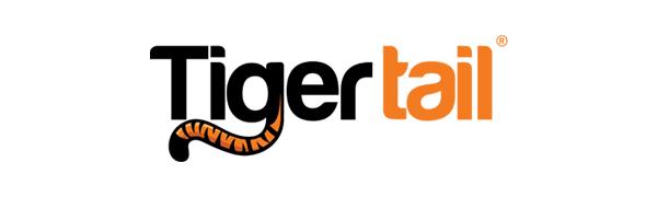 Tiger Tail Dog Leash