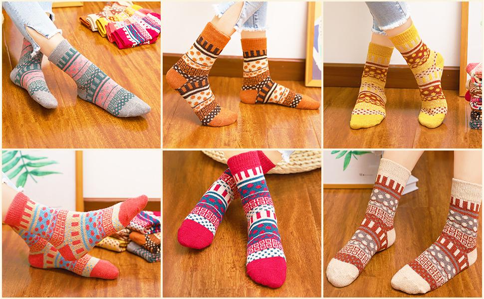 calzini da casa donna