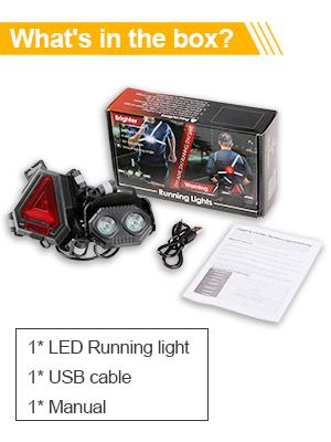 led chest lights