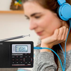 earphone radio