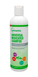 Universal Medicated Shampoo