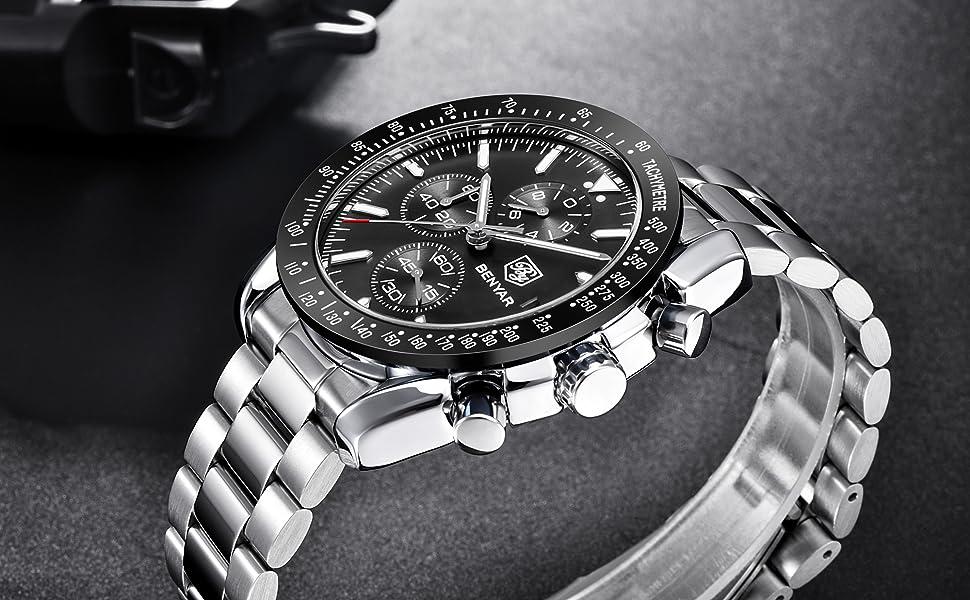 orologio uomo elegante