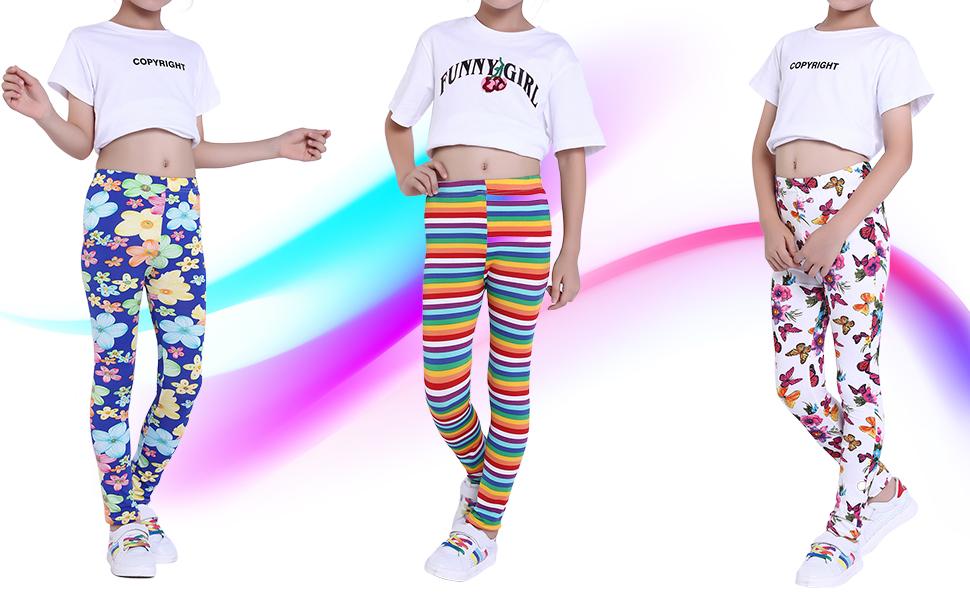 5 chicas en pantalón cómodos muestran muchas formas de combinar.