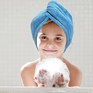 hair drying towel