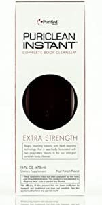 Omni Same-Day Detox Drink, Extra Strength Cleansing Quick Flush Potent Deep System Cleanser (1 oz)
