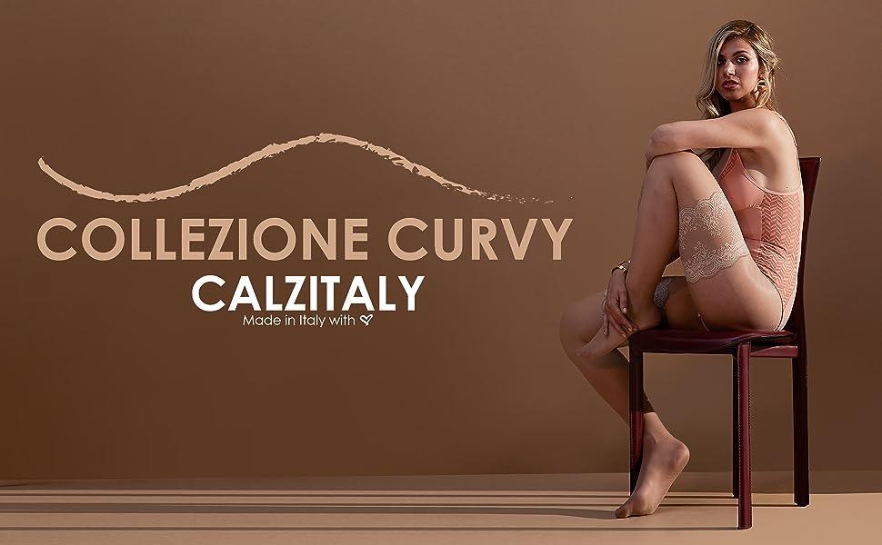 Calzitaly collezione curvy