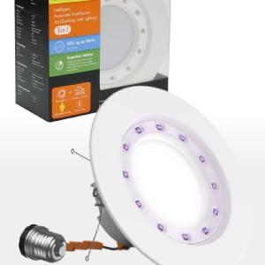 uv light sanitizer for large room