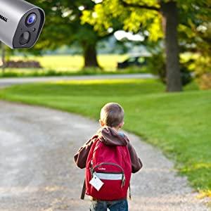 PIR Security Camera