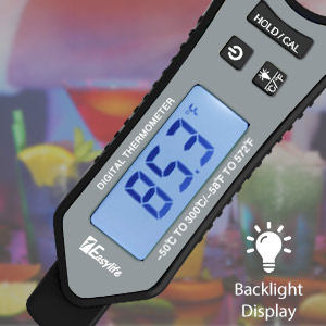 digital cooking food thermometer