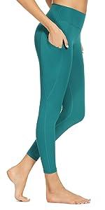 out pockets yoga leggings