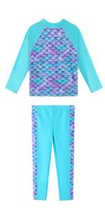 long sleeve swimwear