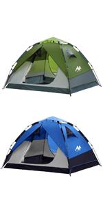 hydraulic tent