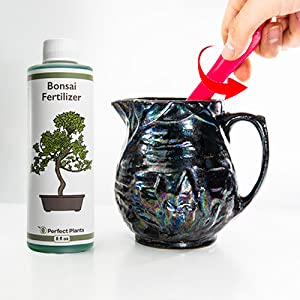 liquid bonsai fertilizer