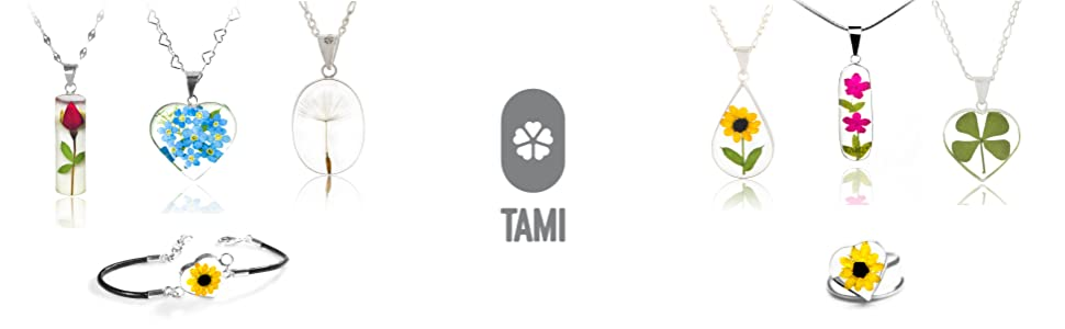 TAMI jewelry collection