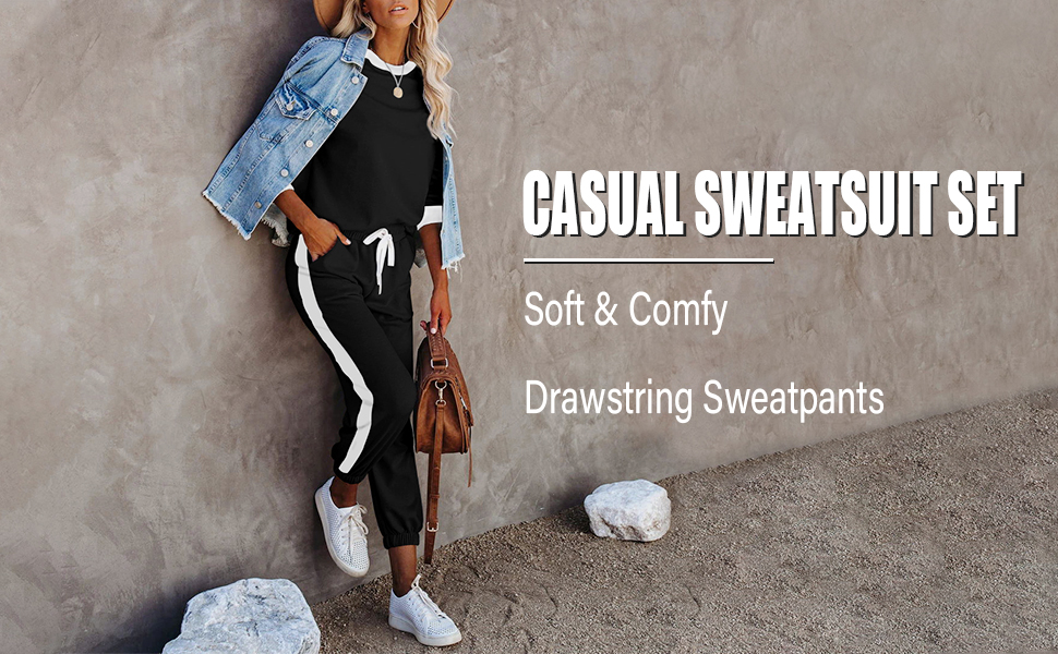 AUTOMET Sweatsuit Sets