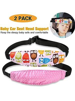 car seat adjustable sleep positioner
