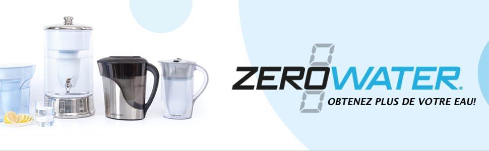 Banner, ZeroWater