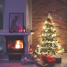 Künstliche Weihnachtsbäume Spritzguss