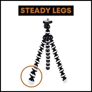 steady legs