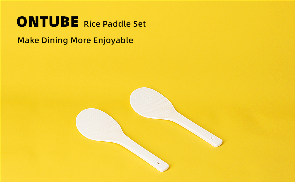 Rice Paddle Set