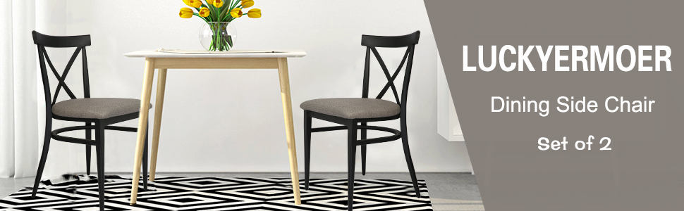 2 side chair