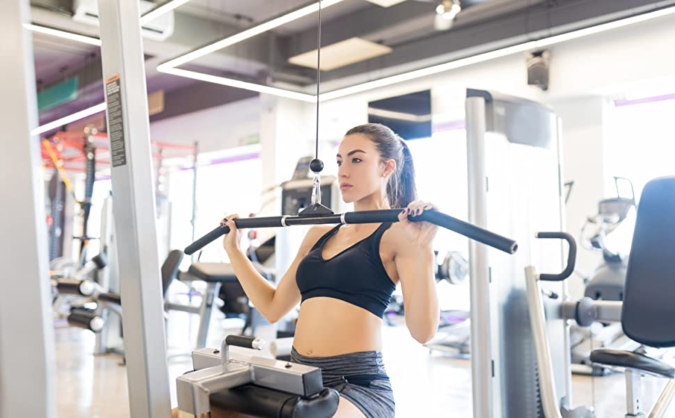 Peradix Hand Grip Strengthener Workout Kit, 6 Pack Forearm Grip Adjustable Resistance Hand Gripper