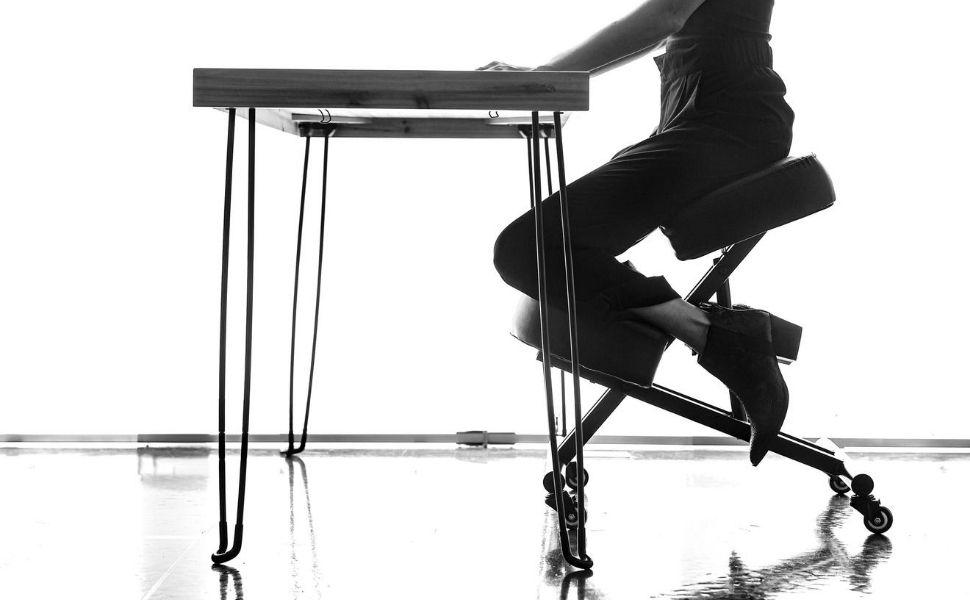 Sleekform Atlanta Kneeling Chair Best For Back Pain