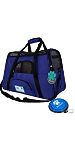 Airline Airline Approved Pet Carrier Tote Bag