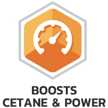 Boosts Cetane amp; Power