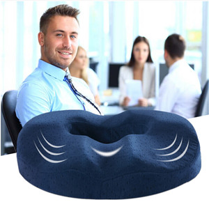 Helps relieve sedentary sitting pain